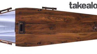 COFFIN FOR SALE ON TAKEALOT