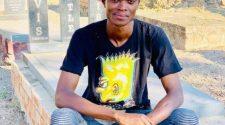 King Monada mourns dead child