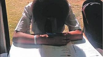 Principal allegedly took off grade 12 student's shorts and panties, then raped her