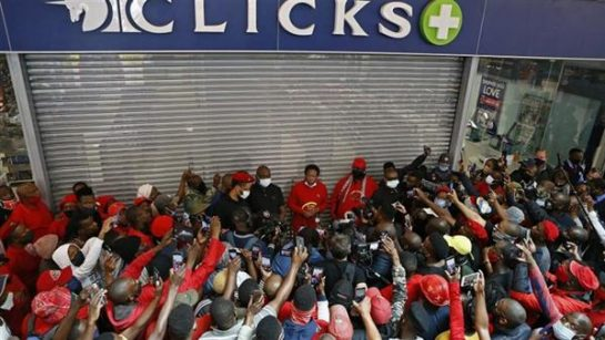 Julius Malema: Fire the people that are responsible for advert