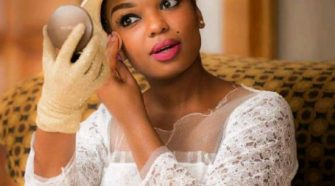 violent shooting of actress in Thandeka Mdeliswa