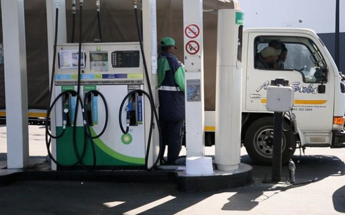 Petrol station. Picture: Ihsaan Haffejee/EWN