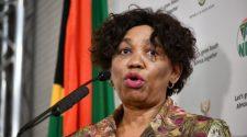 : Basic education minister Angie Motshekga