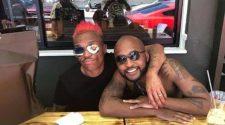 Vusi Nova opens up on claims of dating Somizi