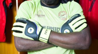 Controversy As Jos Football Club Signs '25 Year Old' Goalkeeper, Gobun Rotduwe