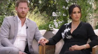 interview with Oprah, Harry and Meghan reveal painful discussions