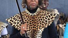 King Goodwill Zwelithini kaBhekuzulu has passed awa