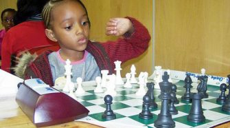 Naledi Marape attained the rank of Woman FIDE Master.