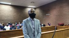 The alleged mastermind behind 28-year-old Tshegofatso Pule's
