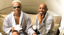 Mohale has apparently served Somizi with divorce papers.