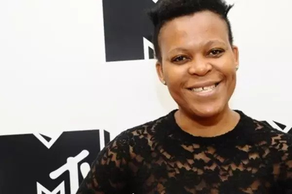 Zodwa Wabantu's first day of acting school