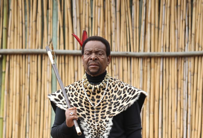Zulu King Goodwill Zwelithini