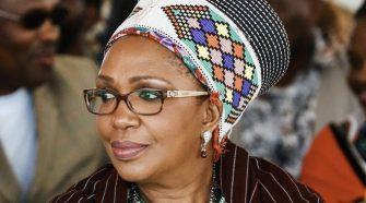 Her Majesty Queen Shiyiwe Mantfombi Dlamini-Zulu