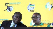 Ace Magashule suspends Ramaphosa
