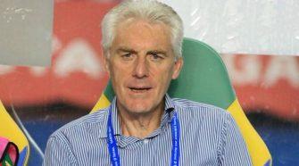 SAFA Confirm Hugo Broos as Bafana Bafana Coach