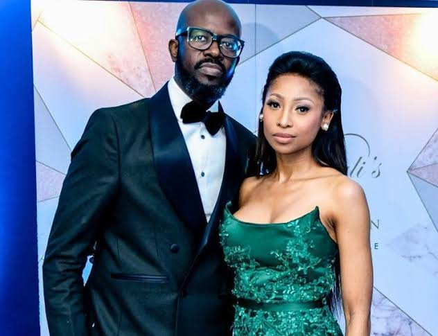 Black Coffee has lashed out at Enhl