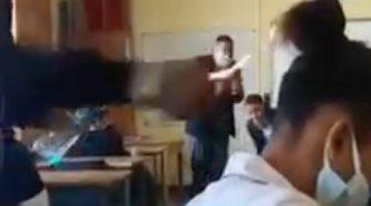 Belgravia High School pupil setting girl's hair alight goes viral
