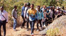 Bushiri baptizes South African followers in Malawi