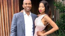 Nelli's dad, Moses Tembe