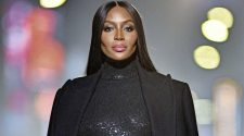 Naomi Campbell welcomes her first child