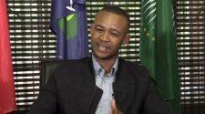 Dr Bhaso Ndzendze
