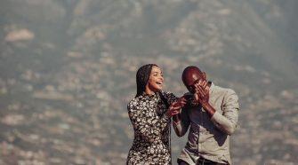 Dr Musa Mthombeni gets engaged