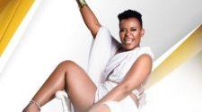 South African dancer Zodwa Wabantu