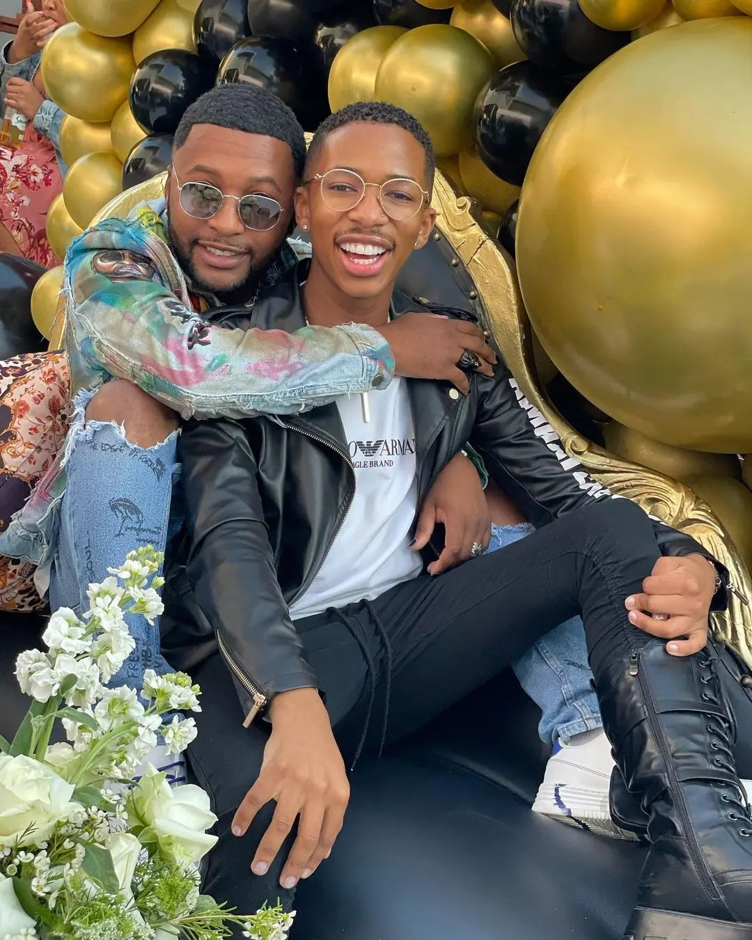 Vusi Nova And Lasizwe